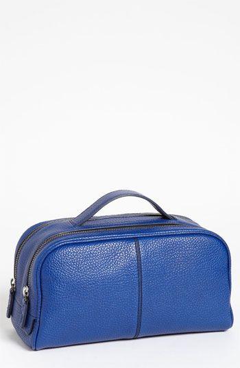 219ed1ca7 Tod's Leather Dopp Kit | Nordstrom | VCM | Dopp kit, Toiletry bag ...