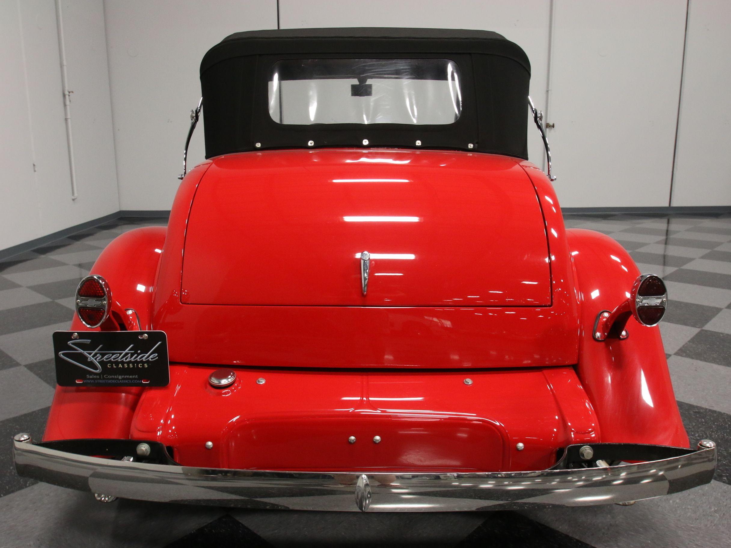 1931 Chevrolet Cabriolet | Streetside Classics | Cars General Motors ...