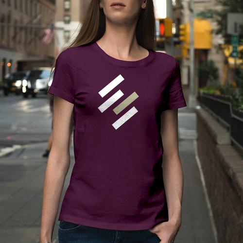 Create a modern logo social media artwork for a small