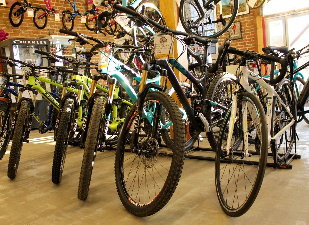 Opinion The Top 5 Reasons Why You Should Shop At Your Local Bike Shop Singletracks Mountain Bike News Bike Shop Bike News Local Bike Shop