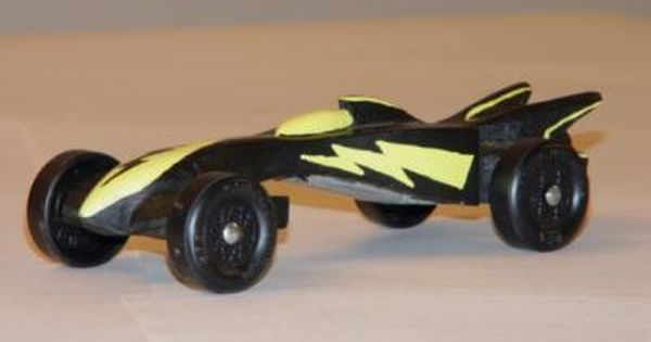 Fastest Pinewood Derby Car Designs The Inspiration For This Car
