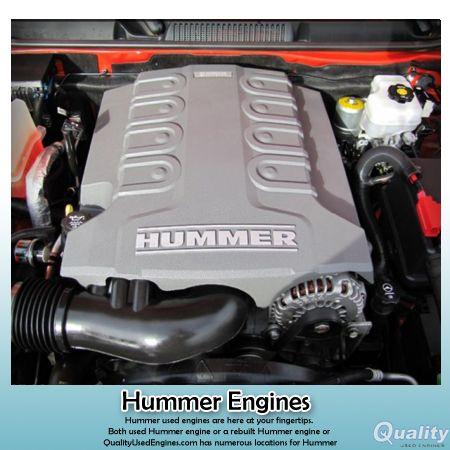 Qualityusedengines 5 3 Liter Ohv 16v Vortec V8 Engine For The 2008 Hummer H3 Engineering Hummer Used Engines