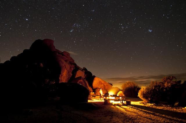 20 RV Campsites and Dark Sky Parks for Stargazing |