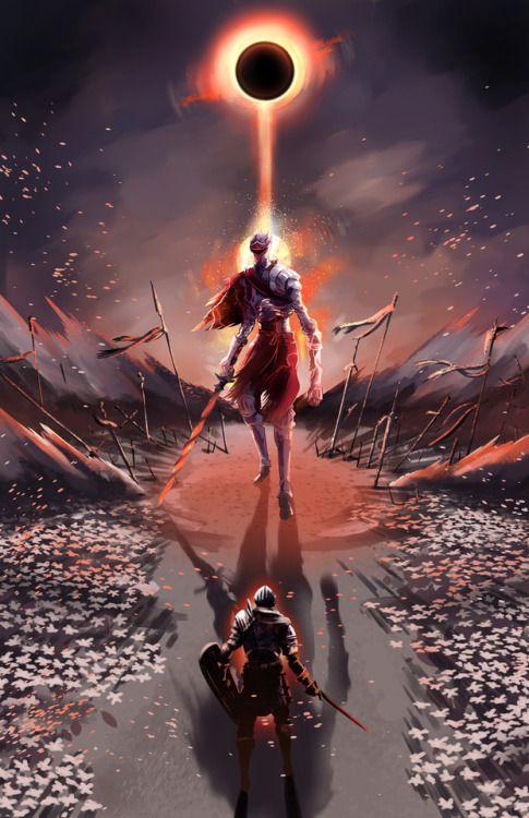 Soul Of Cinder By Grungomungis Dark Souls Wallpaper Dark Souls