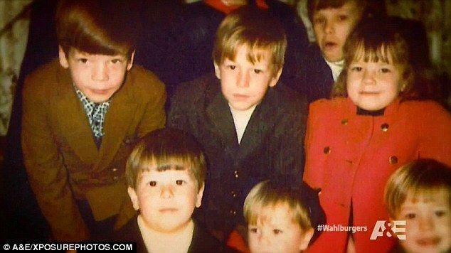 Wahlberg Siblings