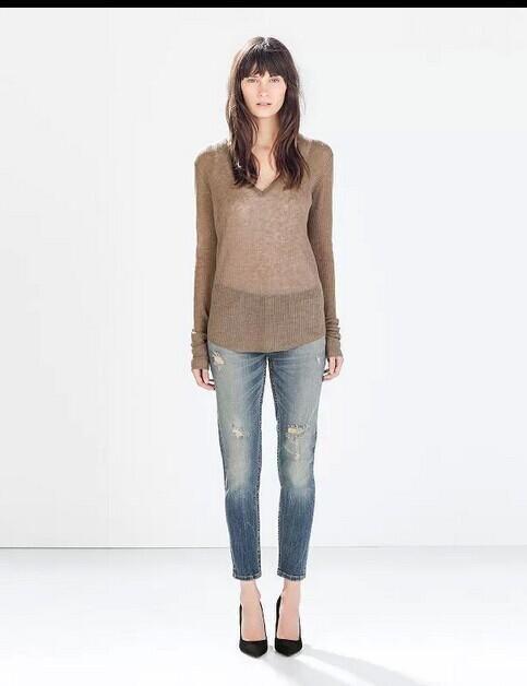 Bobbi Distressed Jeans