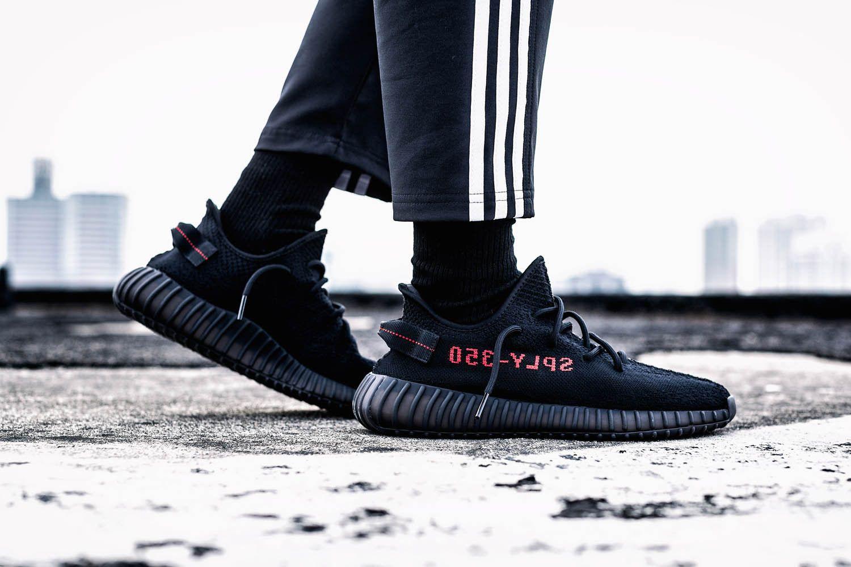 adidas yeezy black boost 350 turtle adidas originals yeezy boost 350 v2 black/black/red