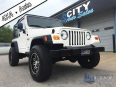 Used 2004 Jeep Wrangler X For Sale In Oklahoma City Ok 73122 Jeep Wrangler For Sale 2004 Jeep Wrangler Used Jeep Wrangler