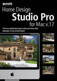 Home Design Studio Pro For Mac V17 Punch Software Home Design Software House Design Design Studio