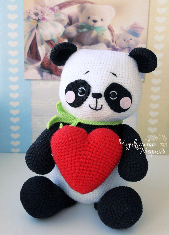 Crochet toy pattern \