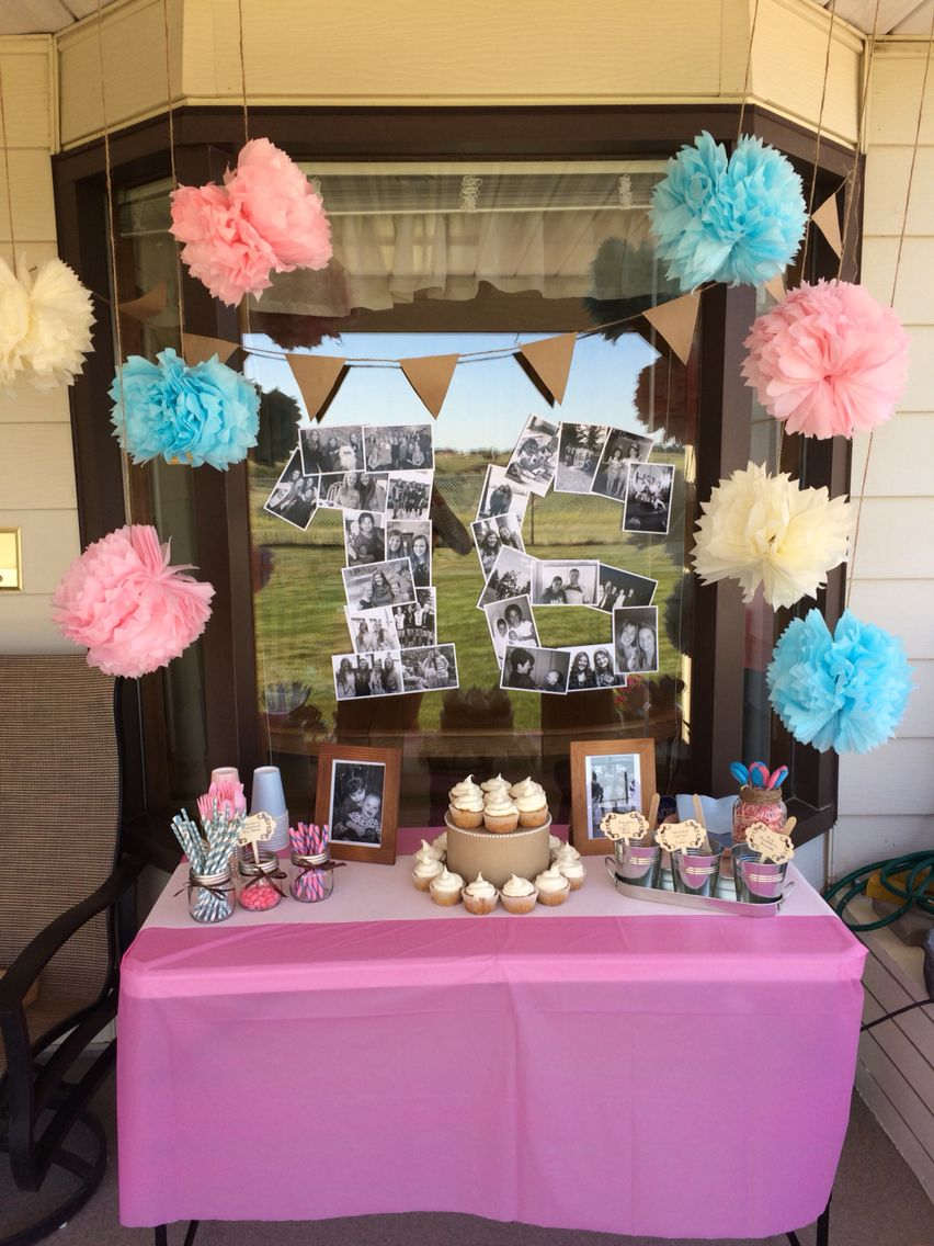 Teenage Girl Birthday Decorations teen girl parties Pinterest