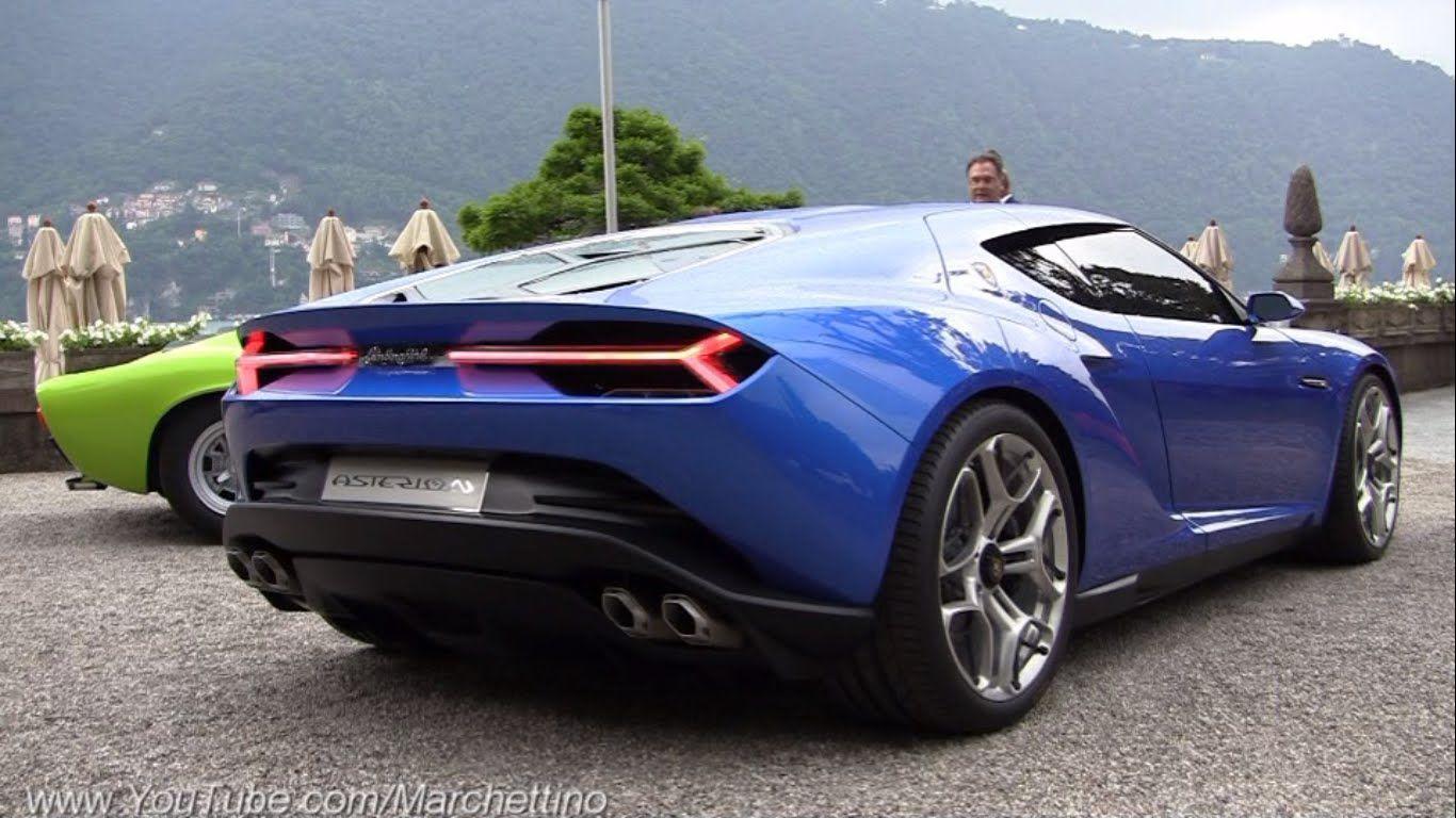 Lamborghini Asterion Lpi 910 4 V10 Concept Cars And Trucks