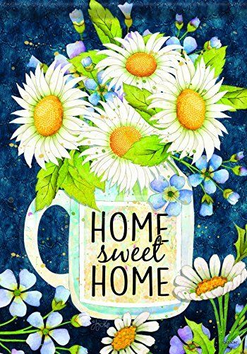 Carson Home Accents Flagtrends Classic Garden Flag, Home Sweet Home Jar by Carson, http://www.amazon.com/dp/B01N4TKN60/ref=cm_sw_r_pi_dp_n-8FzbDBEGZ1K