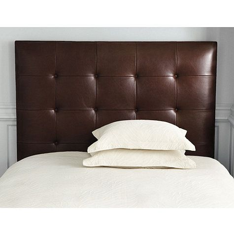 Squire Leather Headboard