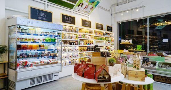 resultado de imagem para grocery concept store design - Convenience Store Design Ideas