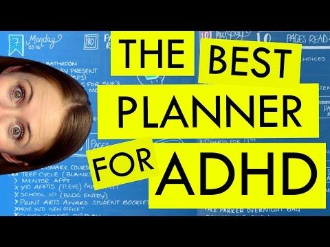 Why the Bullet Journal is the Best Planner for ADHD Brains - YouTube