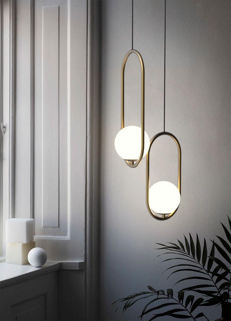 20180528 171001 084 Hanging Pendant Lamp Modern Lighting Design Bedroom Pendant