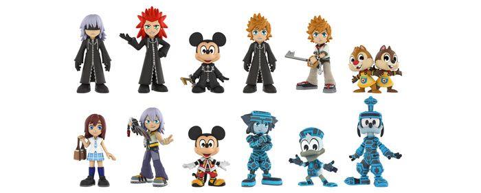 Coming Soon Kingdom Hearts Mystery Minis Series 2 Pop S Funko Goofy Donald And Sora Kingdom Hearts Collection Kingdom Hearts Characters Kingdom Hearts