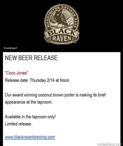 Black Raven - Coco Jones Coming 2/14