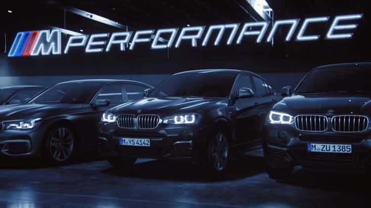 M Performance Automobiles // Intensified Driving Pleasure