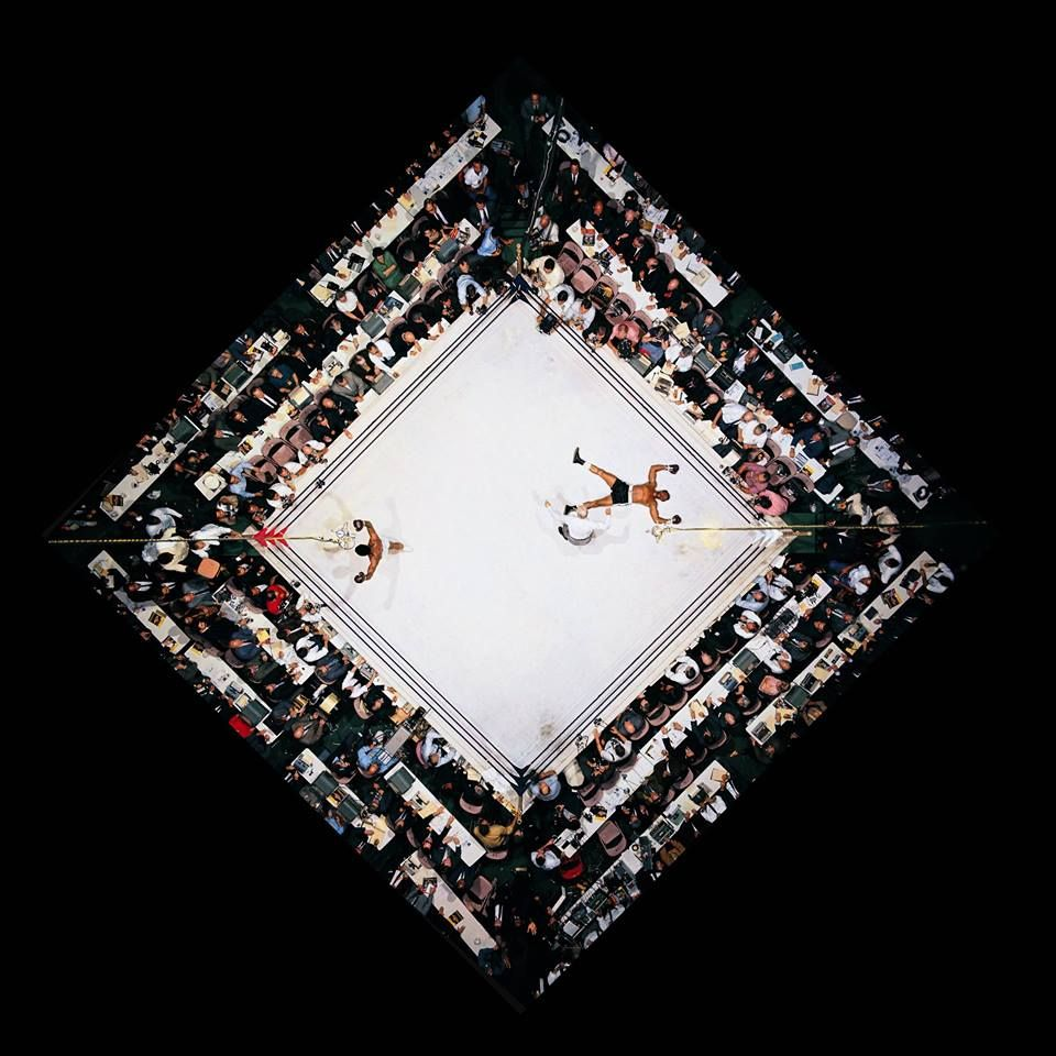 Muhammad Ali vs. Cleveland Williams