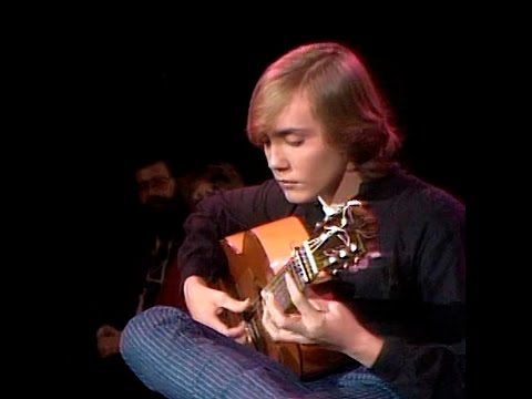 ▶ Vicente Amigo 's first performance at the age of 16 on Dutch TV