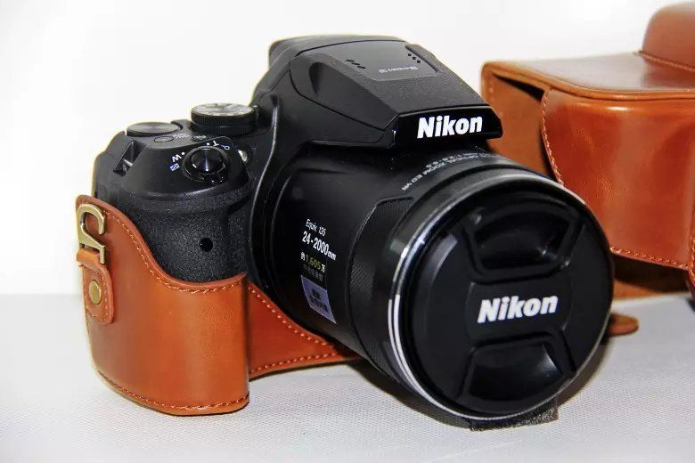 Pu Leather Camera Hard Case Bag Grip For Nikon Coolpix P900s P900 Nikon Coolpix Coolpix Camera