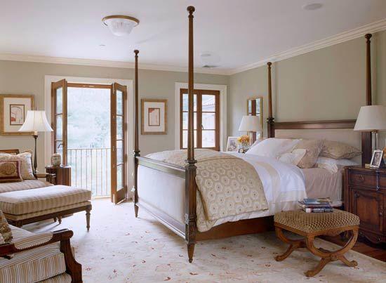 Comfortable Elegance: Meredith Vieira's Home | Traditional Home