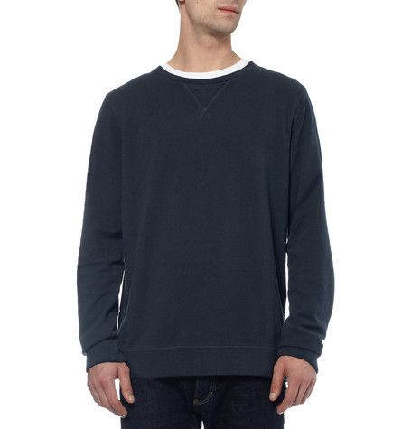 432d1304 fair trade organic cotton sweatshirt. nudie jeans. | Fashion | Mens ...