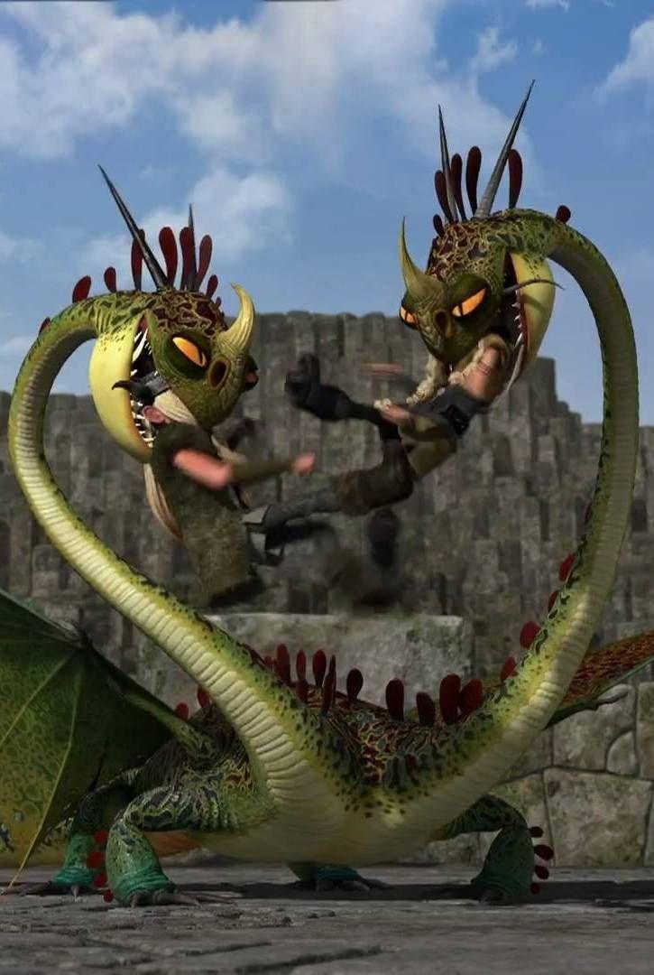 Hideous zippleback is a fear class dragon first featured in the 2010 hideous zippleback is a fear class dragon first featured in the 2010 film how to train your dragon ccuart Choice Image