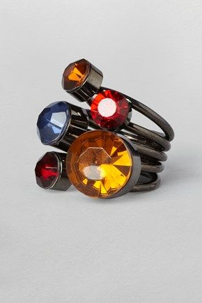 Sweetie Jewel Ring - New In - Great Plains