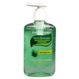 Perfect Purity Soothing Aloe Vera Instant Hand Sanitizers 8 Oz