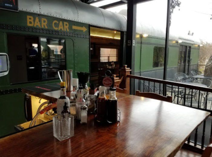 The Train Car Restaurant In North Carolina You'll Want To ...