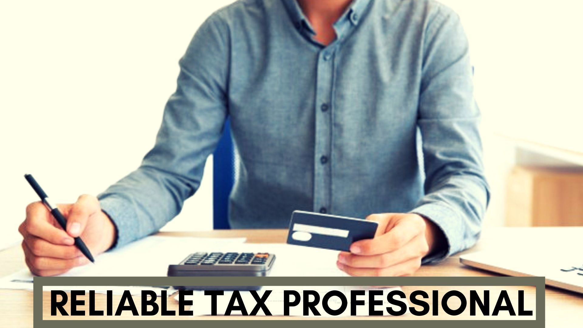 Local Tax Professionals Generally Turn Out To Be Advantageous For People Taxprofessionals Taxadvisors Tax Professions Professional Accounting