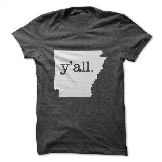 Arkansas yall - #boho tee #tshirt pattern. BUY NOW => https://www.sunfrog.com/Funny/Arkansas-yall.html?68278