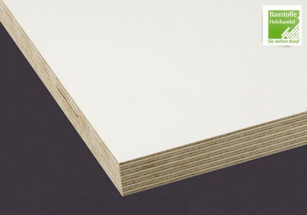 Multiplex Weiß rohsperrholz beschichtet produktion fin decklage birke