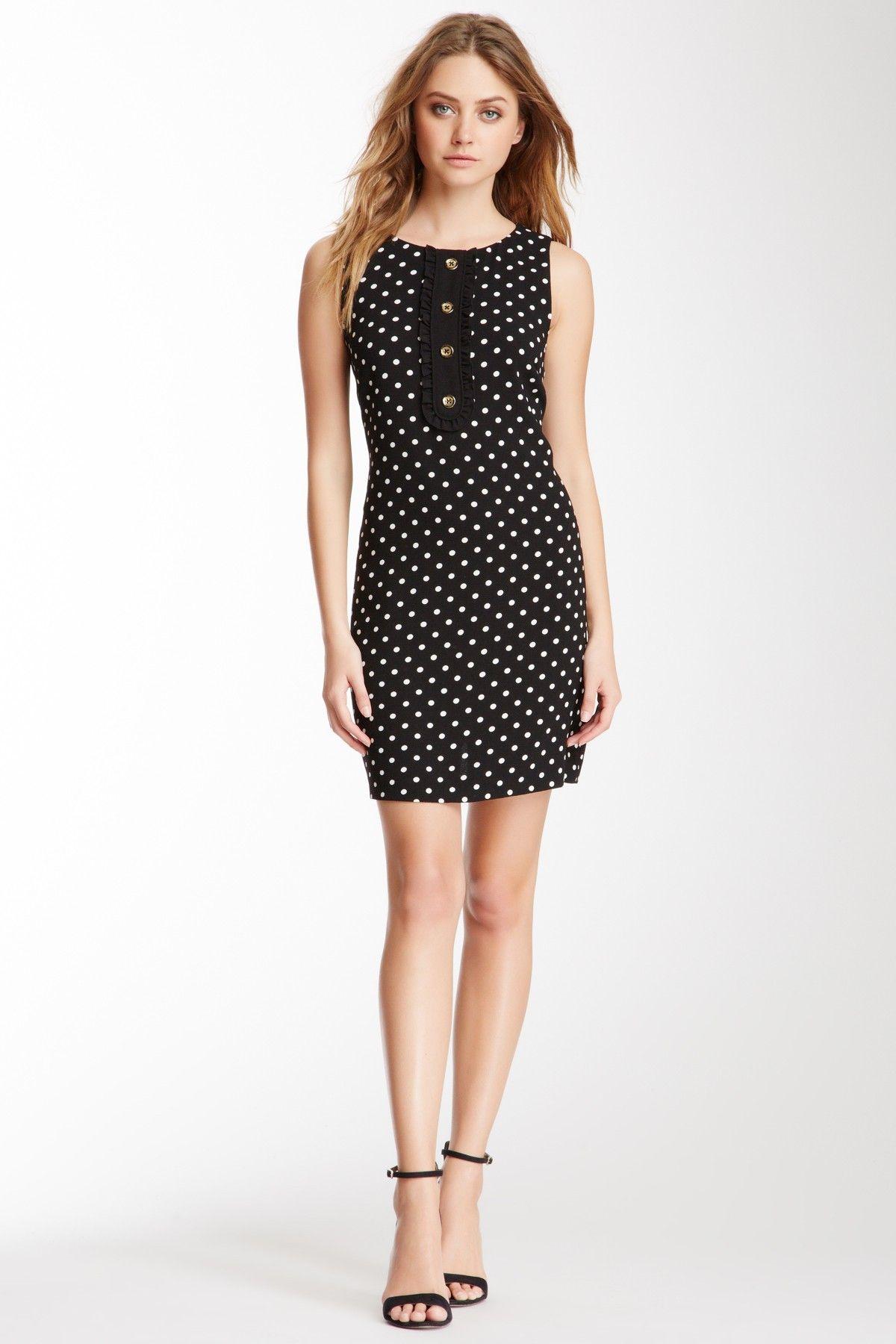 Juicy Couture Shoreham Dot Dress