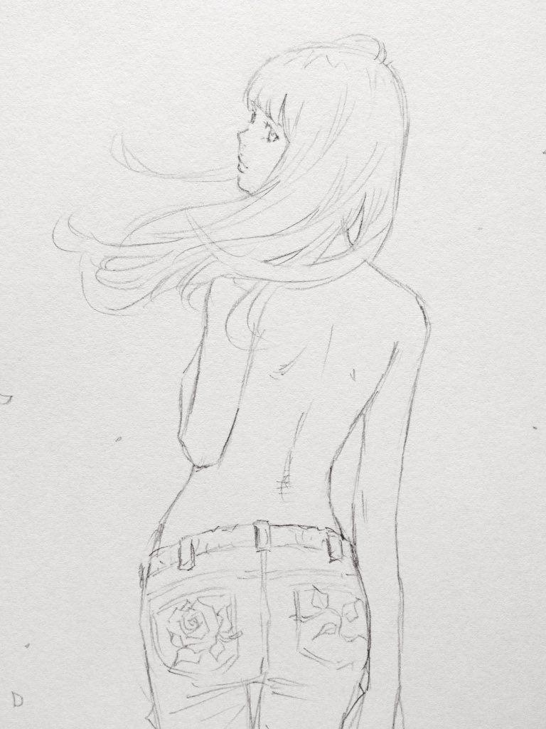 Dilekatkan | 漫画 | Pinterest | Dibujo, Espalda femenina y Anatomía
