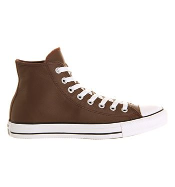 Converse All Star Hi Leather Pinecone St - Unisex Sports