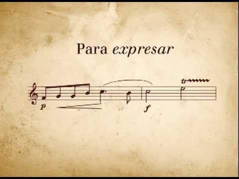 ¿Música, para qué? - Não é uma frase mas é também uma forma de exprimir sentimentos... <3 :-)