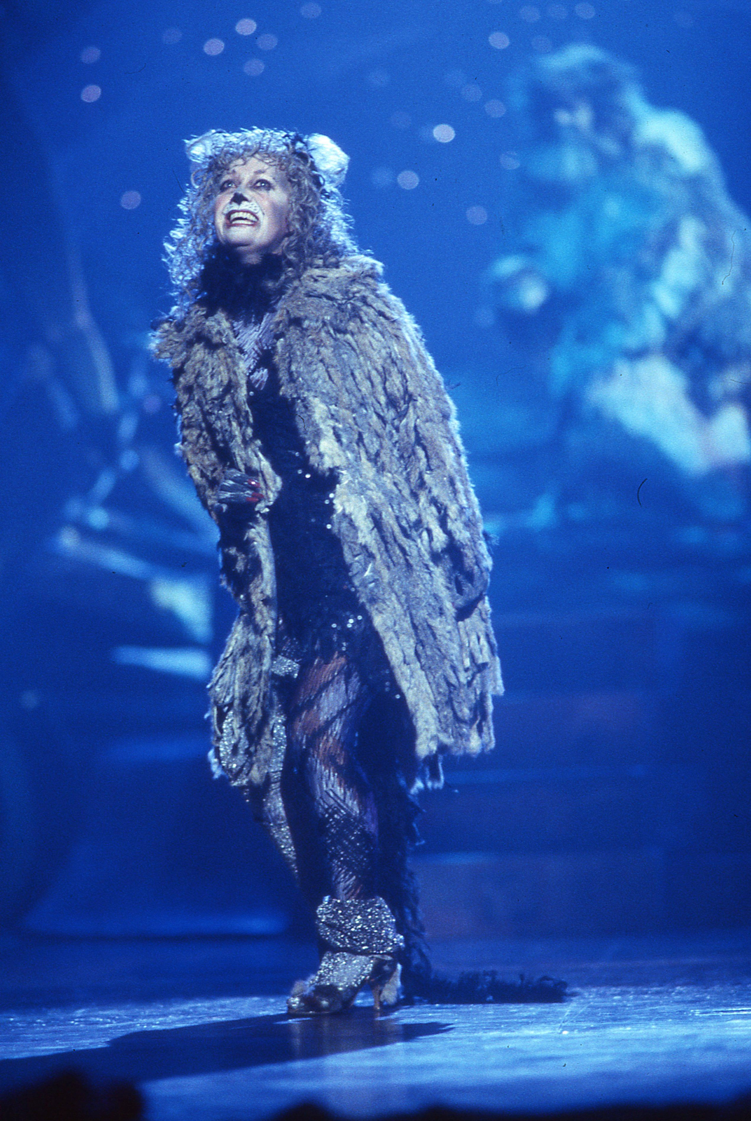 Grizabella Cats musical, Jellicle cats, Why do cats purr