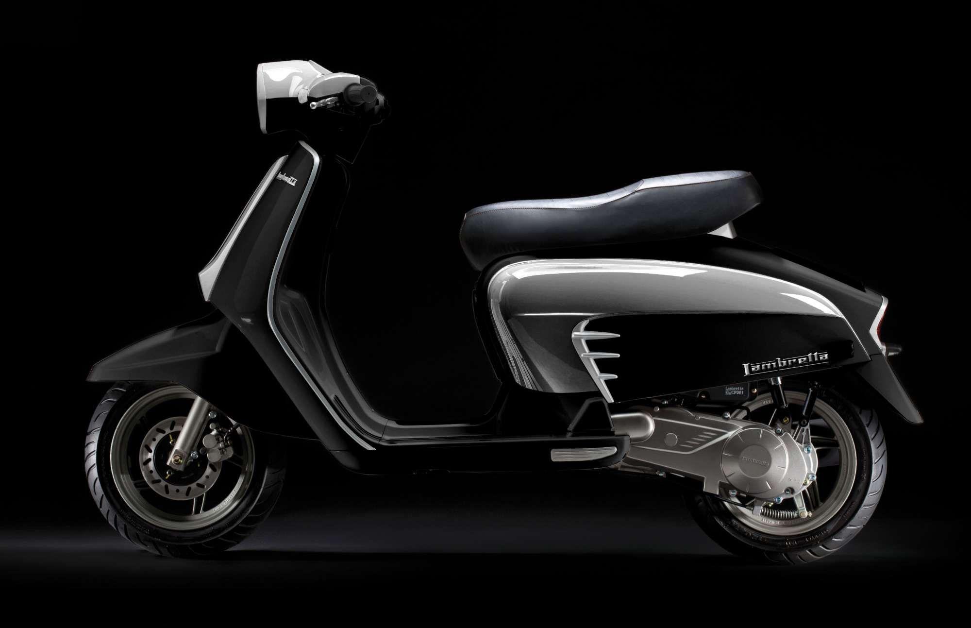 lambretta ln 125 2013 scooter ���� vespa lambretta