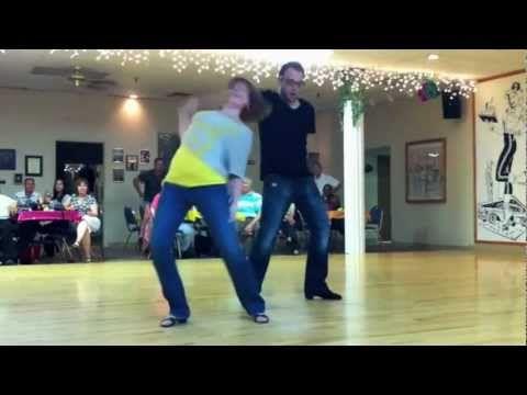 West Coast Swing At The Swing Club West Coast Swing Dance West Coast Swing Dance Videos