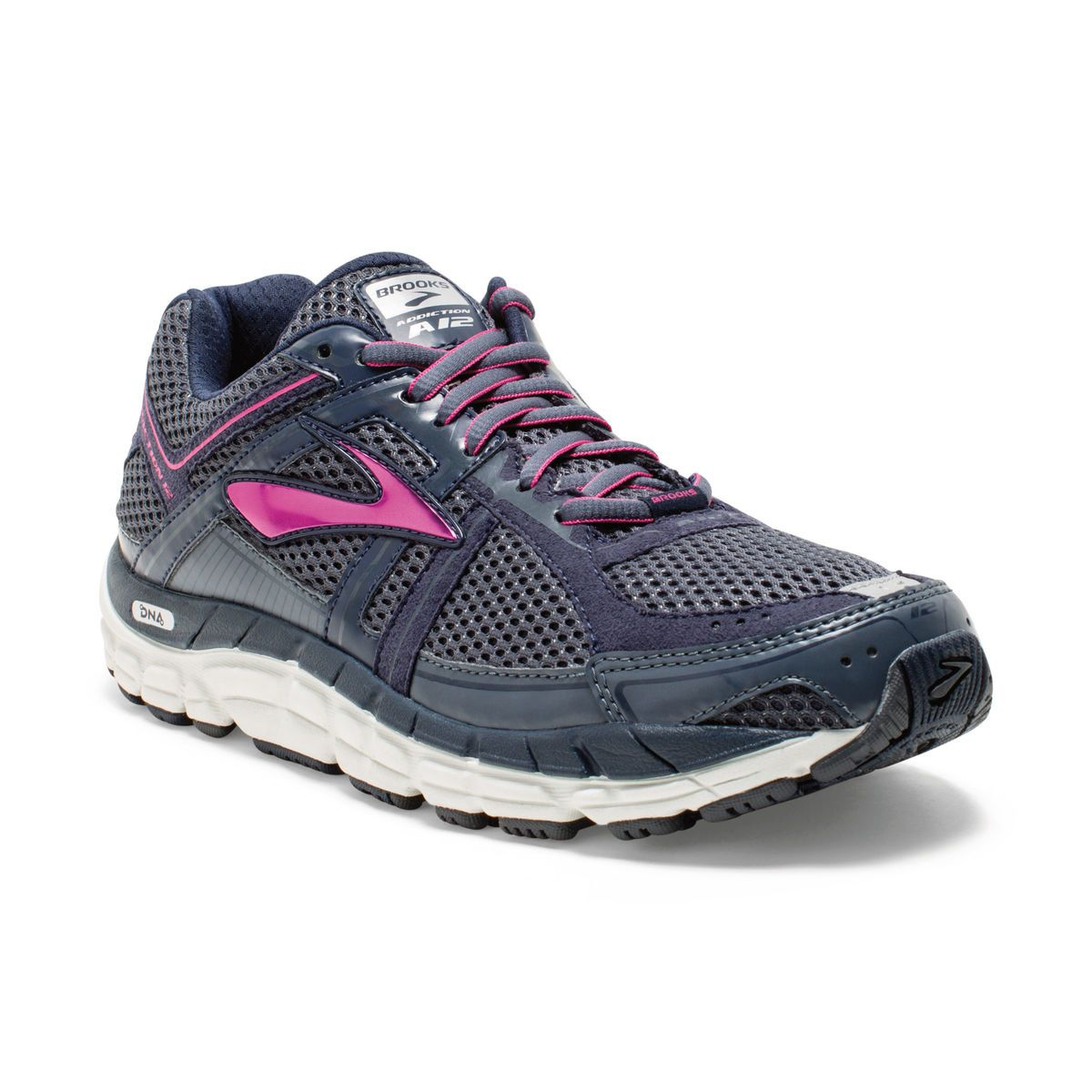 1a3b30d205423 Brooks Addiction 12 Women's Control Running Shoes | My Style ...