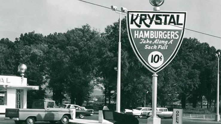 old krystal restaurant - Google Search