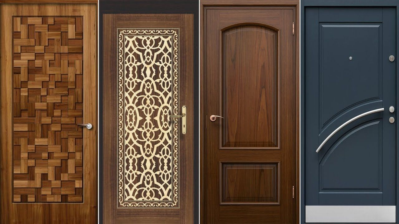 Top 30 Modern Wooden Door Designs For Home 2019 Wooden Door Design Wooden Doors Door Design