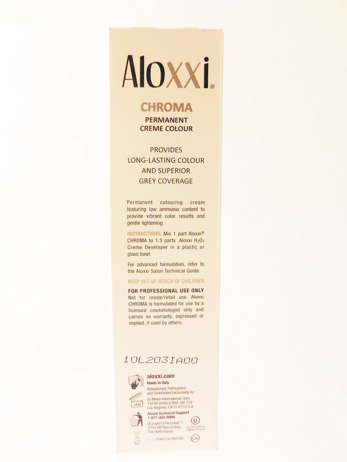 Aloxxi Chroma 9nt Very Light Natural Warm Blonde By Nexxus You Can Get More Details By Clicking On The Image Creme Color Natural Blondes Golden Blonde
