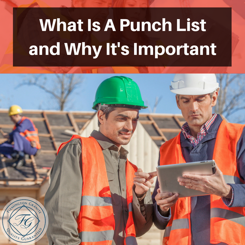 What Is A Punch List And Why ItS Important