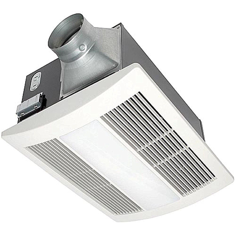 Panasonic Fv 11vhl2 Whisperwarm 110 Cfm Ceiling Mounted Fan Heat Light Night Light With Images Ceiling Fan Bathroom Bathroom Exhaust Fan Light Bathroom Fan Light