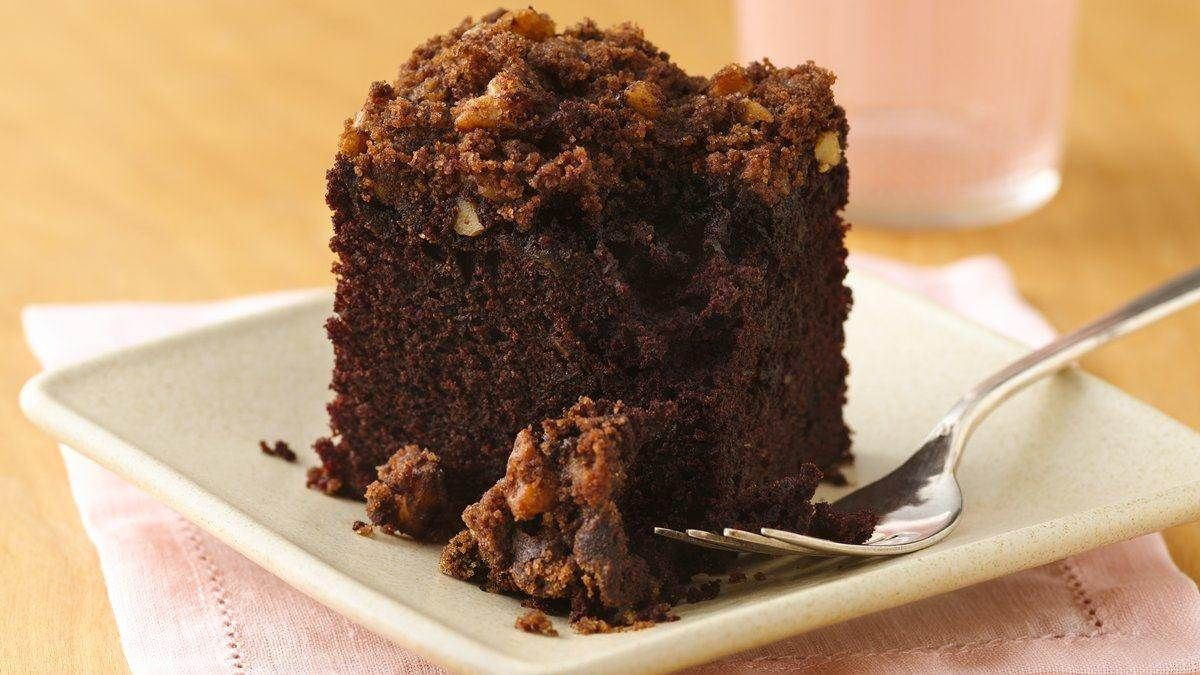 Alimentación Snack-Cake sin gluten de Zucchini-Devil